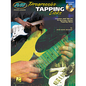 Progressive Tapping Licks