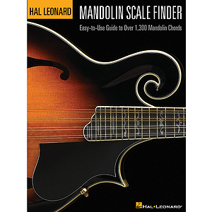 Mandolin Scale Finder