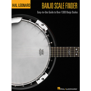 Banjo Scale Finder - 9 inch. x 12 inch.