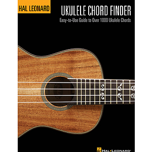 Hal Leonard Ukulele Chord Finder