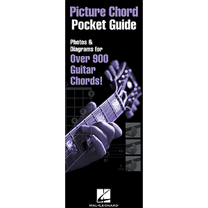 Picture Chord Pocket Guide