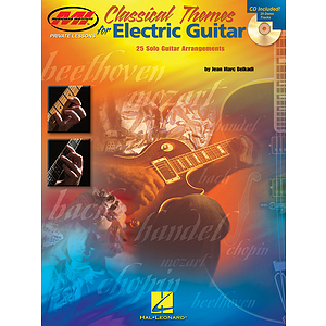 Classical Themes for Electric Guitar