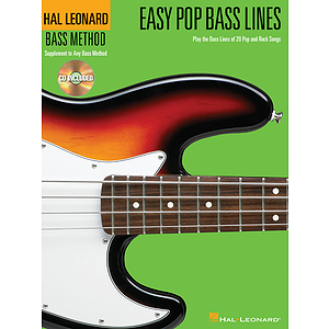 Easy Pop Bass Lines