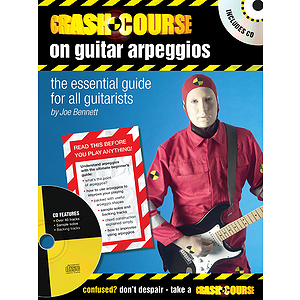 Crash Course on Guitar Arpeggios