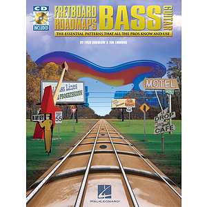 Fretboard Roadmaps - Bass