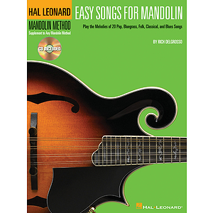 Easy Songs for Mandolin
