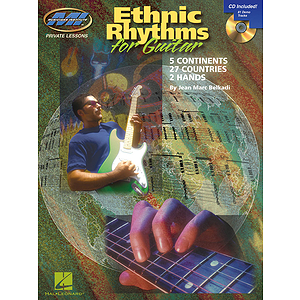 Ethnic Rhythms for Electric Guitar