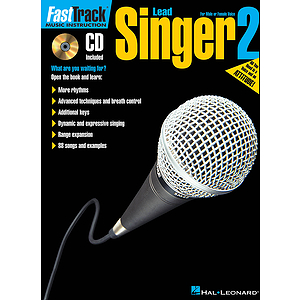 FastTrack Lead Singer Method - Book 2