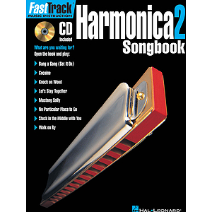 FastTrack Harmonica Songbook - Level 2