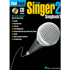 FastTrack Lead Singer Songbook 1 - Level 2
