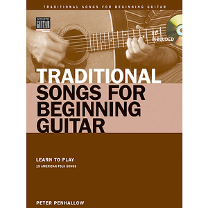 Traditional Songs for Beginning Guitar