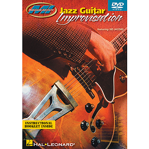 Jazz Guitar Improvisation (DVD)