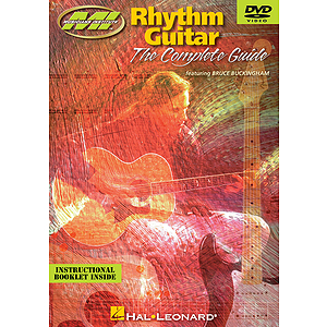 Rhythm Guitar (DVD)