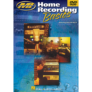 Home Recording Basics (DVD)