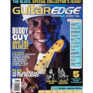 Guitar Edge Magazine Back Issue - May/June 2008