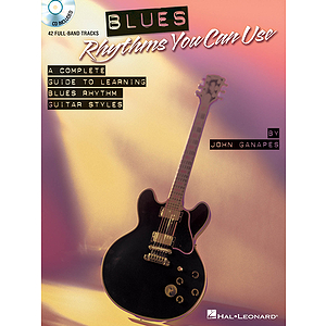Blues Rhythms You Can Use