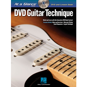 Guitar Technique (DVD)