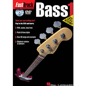 FastTrack Bass Method 1 (DVD)