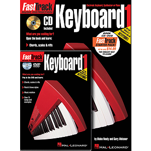 FastTrack Keyboard Method Starter Pack (DVD)