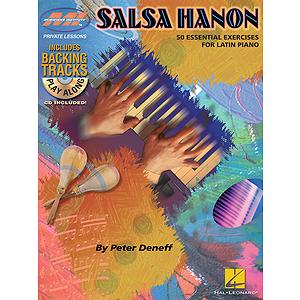 Salsa Hanon Play-Along