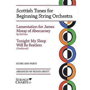 Scottish Tunes for Beginning String Orchestra