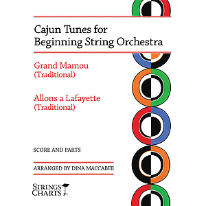 Cajun Tunes for Beginning String Orchestra