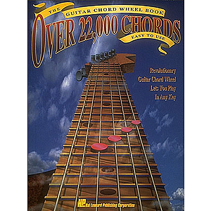 The Guitar Chord Wheel Book