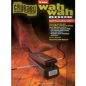CryBaby Presents The Wah-Wah Book