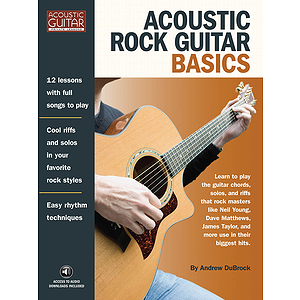 Acoustic Rock Guitar Basics