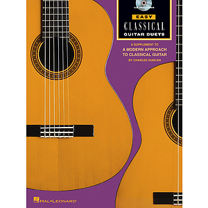 Easy Classical Guitar Duets
