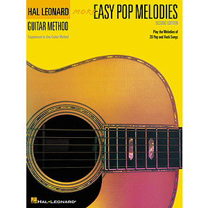 More Easy Pop Melodies - 2nd Edition