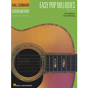Easy Pop Melodies - 2nd Edition