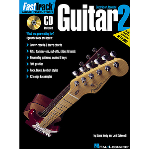 FastTrack Guitar Method - Book 2