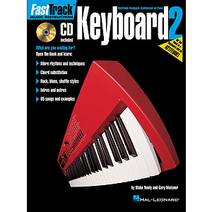 FastTrack Keyboard Method - Book 2
