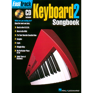 FastTrack Keyboard Songbook 1 - Level 2