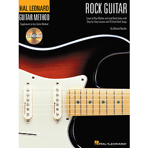 Hal Leonard Rock Guitar Method
