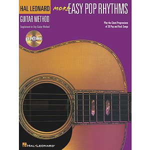 More Easy Pop Rhythms - 2nd Edition