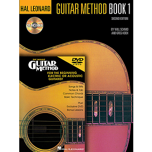 Hal Leonard Guitar Method Beginner&#039;s Pack (DVD)