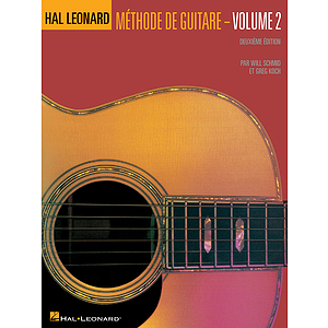 Hal Leonard Guitar Method Book 2 - 2nd Edition