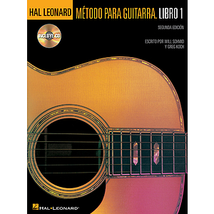 Hal Leonard Metodo Para Guitarra. Libro 1 - Segunda Edition