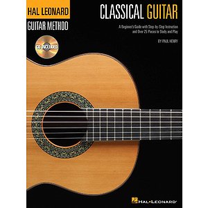 The Hal Leonard Classical Guitar Method