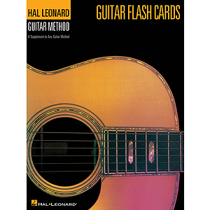 Guitar Flash Cards