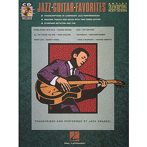Jazz Guitar Favorites