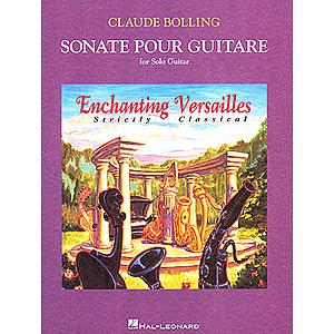 Claude Bolling - Sonate Pour Guitare