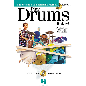 Play Drums Today! - Level 1