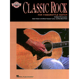 Classic Rock For Fingerstyle Guitar