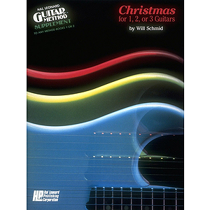 Christmas for 1, 2 or 3 Guitars