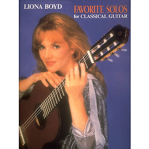 Favorite Solos for Classical Guitar