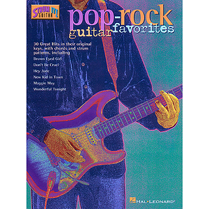 Pop-Rock Guitar Favorites