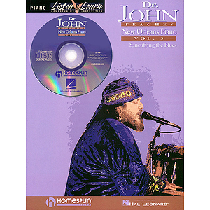 Dr. John Teaches New Orleans Piano - Volume 3